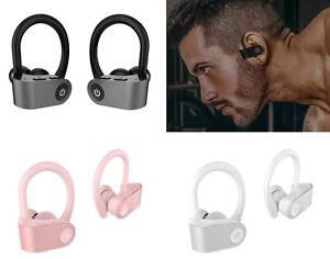 TWS Wireless Headphones for Earpods Bluetooth Earbuds Gym Sports Earphone Music