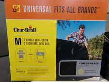 BBQ Grill Cover w// drawstring fits Char-Broil Bistro 180 model