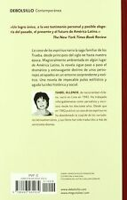 Paperback Fiction Books in Spanish Isabel Allende