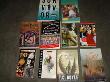 10 MIXED LOT PAPERBABCK BOOKS