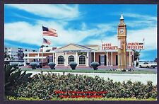 LMH Postcard  LOUIS TUSSAUD'S LONDON WAX MUSEUM St. Petersburg 1960s CLOSED 1989