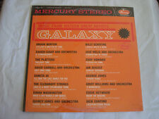 SRD-9 GALAXY -MUSIC FROM SIXTEEN GREAT ARTISTS ~SEALED~