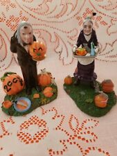 Dept 56 A Gravely Haunting 2004 Halloween Org Box Retired Snow Village #55240