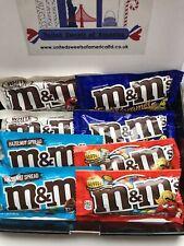 M&Ms Mix Peanut Butter, White Chocolate, Hazelnut, Caramel Christmas Gift Box