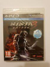 Ninja Gaiden 3 PlayStation 3 ps3 pal España Nuevo y Sellado de Fabrica