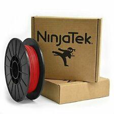 new .5kg Fire Red 3DNF03117505 NinjaTek NinjaFlex TPU Filament 3mm TPE 3D Print