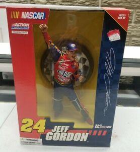 "NASCAR #24 JEFF GORDON 12"" ACTION FIGURE SERIES 1 2004 ACTION McFARLANE"