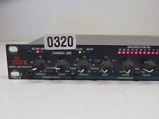 DBX 166XL Compressor Limiter Gate Rack Unit w/Power Cord