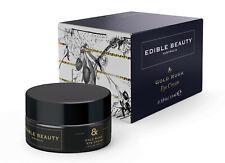 EDIBLE BEAUTY Australia Gold Rush Eye Balm, Full Size .5 FL OZ/15 ml NEW! $65