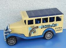 Corgi Bedford Bus Jacob and Co Crackers. Mint  Free P&P