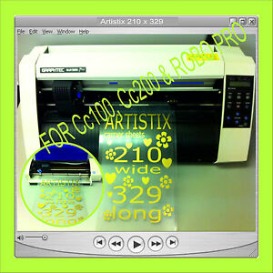 2 X A4 Carrier Sheets Self Adhesive Craft Robo Graphtec