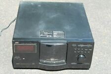 New listing Jvc 200-Disc Cd Changer Xl-Mc2000Bk Automatic Changer