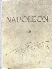C1 Sacha GUITRY - NAPOLEON Relie ILLUSTRE Photos Film 1955