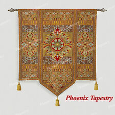 """Moroccan Style I Fine Art Tapestry Wall Hanging, Cotton 100%, 54""""x66"""", UK"""