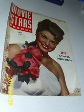 MOVIE STARS PARADE MAGAZINE JULY 1948 ESTHER WILLIAMS ON COVER