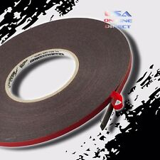 Double Sided acrylic Foam High Strength Adhesive Tape 60 Ft of 1/4