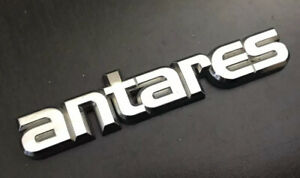 ANTARES REAR BADGE LOGO EMBLEM fit: Mazda (C5)