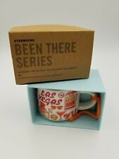 Starbucks Coffee Been There Las Vegas Ceramic Ornament Espresso Demi Mug New Box