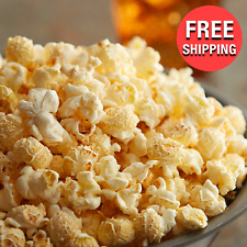 50 Lb Bag Bulk Wholesale Extra Large Mushroom Yellow Popcorn Non Gmo Kernels