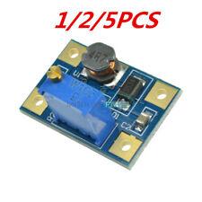 1/2/5PCS DC-DC Converter SX1308 2A Step-UP Adjustable Power Module Booster