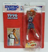 CHARLES BARKLEY - Houston Rockets Starting Lineup SLU 1996 NBA Figure & Card NEW
