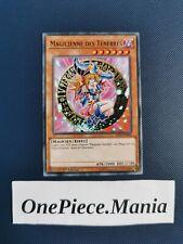 Yu-gi-oh! Magicienne des Ténèbres (Magician Girl) : LED6-FR000 -VF/Commune-