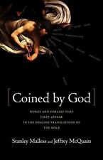 Coined by God : Words and Phrases That First Appear in English Translations...