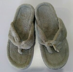 Vionic Women's Indulge Gracie Slipper Toe-Post Thong, Orthotic Arch Support,10US