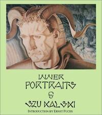 Inner Portraits, Stanislav Szukalski~Glenn Bray~Ernst Fuchs, Acceptable Book