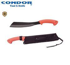 Condor Tool & Knife - ECO Parang Machete w/ Sheath CTK415-11HC New