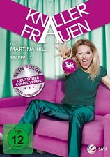 MARTINA HILL - KNALLERFRAUEN-STAFFEL 3 2 DVD NEU