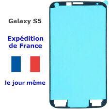 Sticker adhésif colle vitre avant Galaxy S5 Autocollant cadre/verre G900