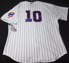 Authentic Majestic SZ 60 4XL, CHICAGO CUBS, RON SANTO, PINSTRIPE ON FIELD JERSEY