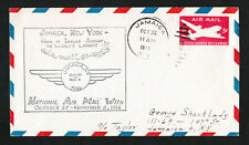 1946 SCOTT #UC14 NATIONAL AIR MAIL WEEK JAMAICA NY