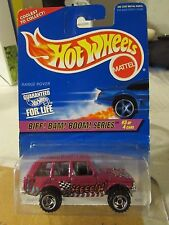 Hot Wheels Range Rover Biff! Bam! Boom! Series Says Coolest to Collect on Card