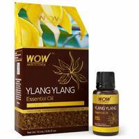 Ylang Ylang Essential Oil - Aphrodisiac For Women, Men For Mood Booster - 10mL