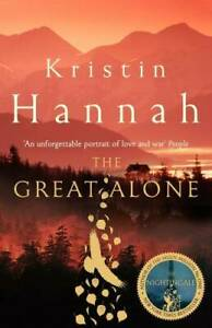 The Great Alone - Paperback By HANNAH KRISTIN - GOOD