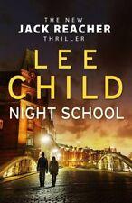 Night School: (Jack Reacher 21),Lee Child- 9780857502704
