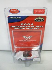 Greenlight 2004 Indianapolis 500 Official Pace Car (1)