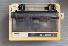 Panasonic KX-P1150 Vintage Dot Matrix  Printer