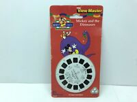 Mickey and the Dinosaurs View Master 3-D Brand New - 3 Reels/21 Pictures