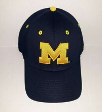 410959dbd68 Michigan Wolverines 3D Embroidered Hat Flexfit Fitted Cap by Outdoor Cap M L