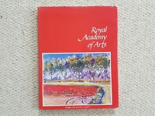 Royal Academy of Arts Year Book 1981 -82 191 page hardback Illustrated