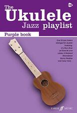 The Ukulele Jazz Playlist Purple Jazz UKE Chord Learn Play FABER Music BOOK