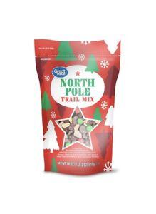 Great Value North Pole Trail Mix 1 Lb 2 Oz