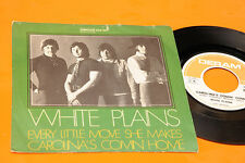 """WHITE PLAINS 7"""" EVERY LITTLE MONE SHE MAKES 1°ST ORIG ITALY 1971 EX"""