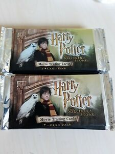 Harry Potter And The Sorcerer's Stone: Movie Trading Cards, Sealed WOTC, 14x