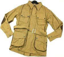 "WW2 US AMERICAN ARMY PARA COMBAT JACKET REPRO EX DISPLAY 42"""