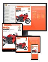 Honda CBR125R, CBR250R & CRF250L/M (2011-2014) Haynes Online Manual
