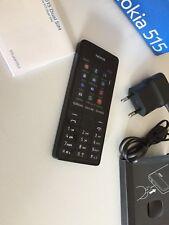 Nokia 515 - Schwarz (Ohne Simlock)100% original !!   Gebraucht!